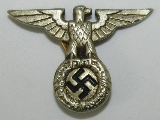 Pre/Early WW2 SA/SS Cap Eagle-RZM 45