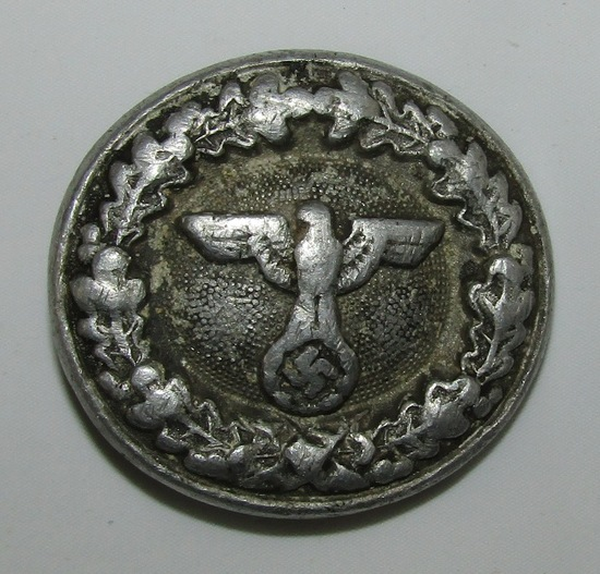 Forestry Official Belt Buckle