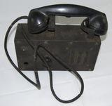 WW2 USAAF Aircraft Communication Intercom Phone Box/Handset