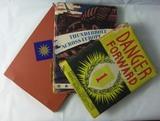 3pcs- WW2 1st & 83rd Infantry Divisions Unit History Books-40th Division Photo Album