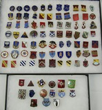 92pcs-WW2 Misc. U.S. Distinctive Insignia