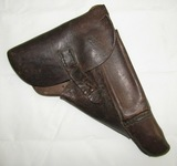 Late War P38 Soft Shell Holster-1943 Dated