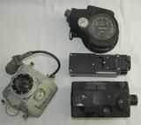 4pcs-WW2/Cold War/Vietnam War Period Aerial Gun Cameras Etc.