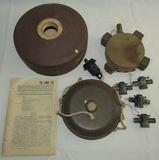 WW2 Inert Japanese Mines From U.S. Japanese Mine Training Kit