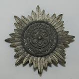 WW2 Eastern People's 1st Class Merit Award In Silver W/O Swords
