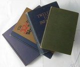 4pcs-WW1 US/AEF Unit History Books