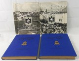 1936 Olympics Cigarette Card Books. Volumes 1 And 2