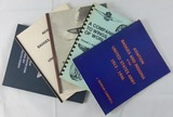 5pcs-U.S. Aviation Badges And Insignia Reference Books