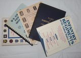 5pcs-Military Insignia and Maritime Flags Reference Books