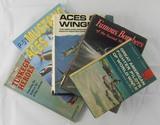 5pcs-WW2 Aviation Related Non Fiction Books