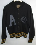 1930-40's Named West Point USCC Letter Sweater