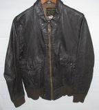 Vintage Type G-2 USN Leather Flight jacket-Avirex
