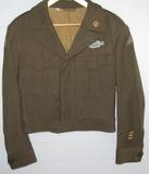 WW2 U.S. 7th Army Ike Jacket