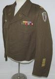 Post WW2 Berlin District Officer's Ike Jacket-Judge Advocate Insignia-Major Rank