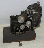 WW2 Norden Type M9B Bombsight With Lower Gyro Actuator-USN Markings