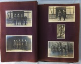 WW1 Souvenir Photo Album 301st Engineers