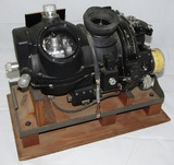 WW2/Cold War Period U.S. Army Air Forces Type M9B Norden Bombsight Head