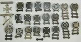 25pcs-Misc WW2/Later US Army/USMC/USAAF Marksman Badges Etc.