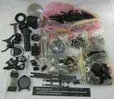 Large Lot Of Misc. Sperry S1/M2 Bombsight Parts