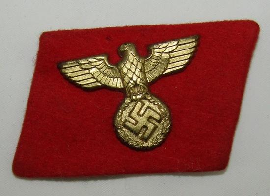 Unknown Collar Tab-NSDAP..SA…NSKK..?