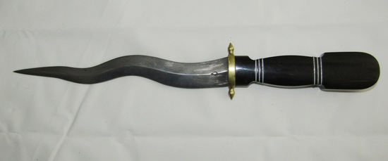 Early 20th Century Middle Eastern KRIS Dagger/Knife