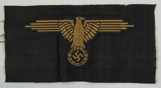 Scarce Variant Waffen SS Tropical Sleeve Eagle For NCO