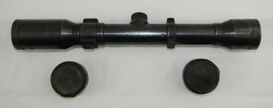 Late War  K98 Sniper Scope-bek Dialytan 4x-Hensoldt Wetzlar