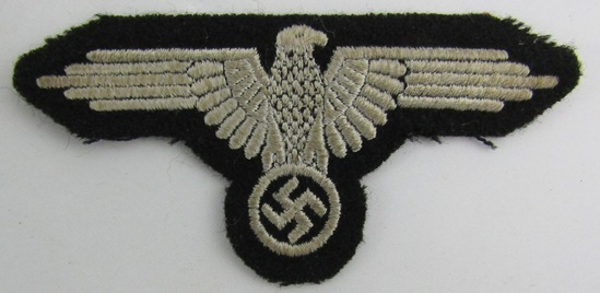 Waffen SS Arm Eagle For Enlisted