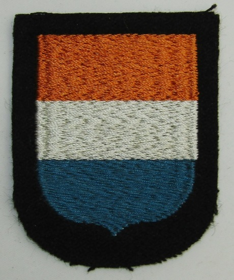 Waffen SS Holland Volunteers Arm Shield-Wiking SS Panzer Division-2nd Pattern