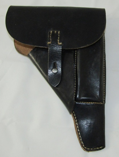 Late War P38 Holster With Eagle/RB Nr. Stampings