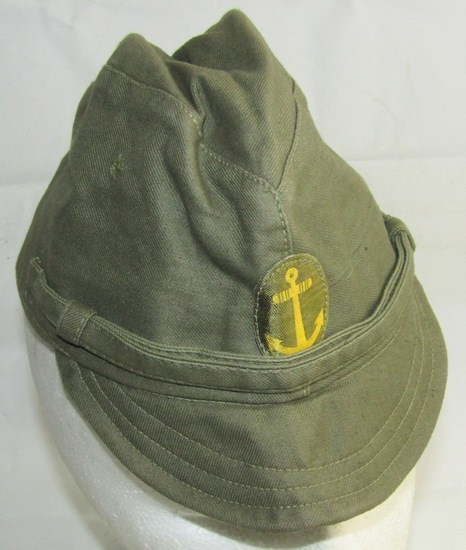 WW2 Japanese Navy Cap-Unissued Condition
