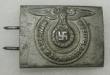 Waffen SS Belt Buckle For Enlisted