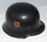 M34 Double Decal Fire/Civil Police Helmet
