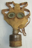 Rare WW2 Japanese Soldier Gas Mask
