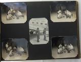 USN Korean War Period Photo Album