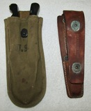 2pcs-WW2 Period U.S. Signal Corp Lineman Tools/Wire Cutters