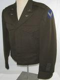Scarce WW2 Late War U.S. Army Air Forces B-13 Officer's Flight Jacket W/Bullion Patch-Named