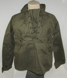 Scarce Early Vietnam War Period U.S. Army Issue Foul Weather Pullover-Unissued W/Cutter Tags