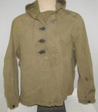 Rare WW2 U.S. Army Issue Foul Weather Pullover-Named