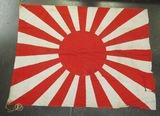 Original WW2 Period Japanese Rising Sun Flag