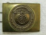 SA Belt Buckle For EM/NCO