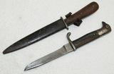 2pcs-WW2 Period German Fighting Knives