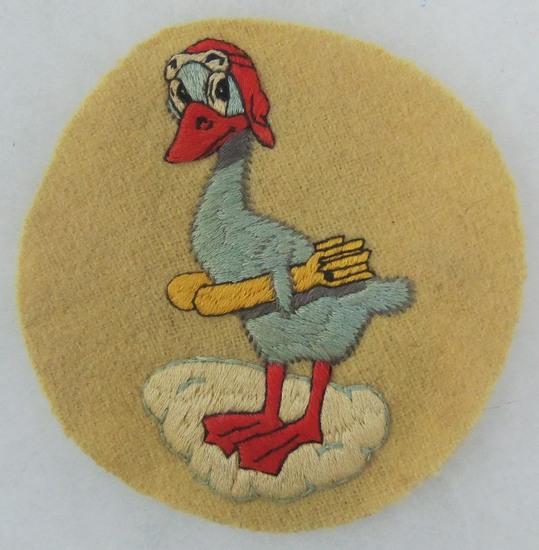 Original WW2 Period 311th Bombardment Squadron Jacket Patch