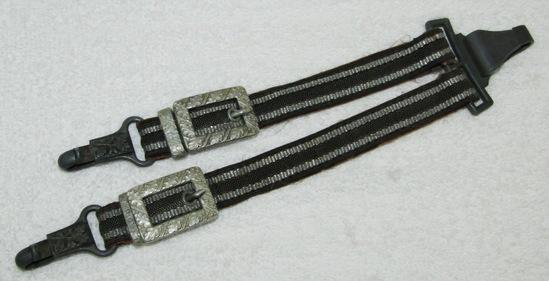 WW2 Luftwaffe Officer's 2nd Model Semi-Deluxe Hangers-Named-Assmann Maker Marked