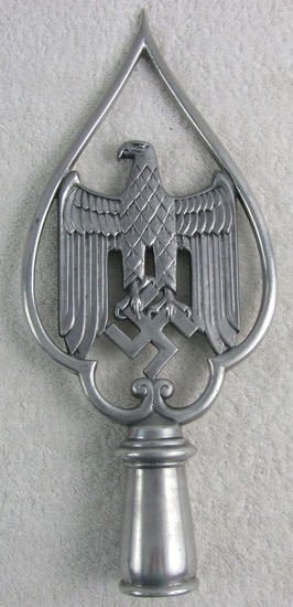 Wehrmacht M1935 Pole Top For Standarte