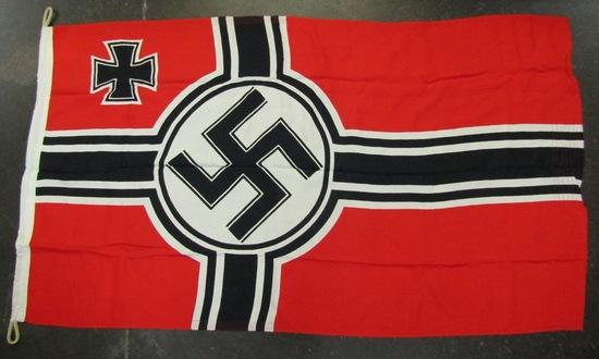 WW2 German Kreigs Flag-Small Size