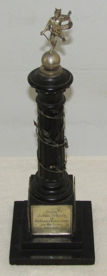 Mid 1800's German Official's Service Award Trophy