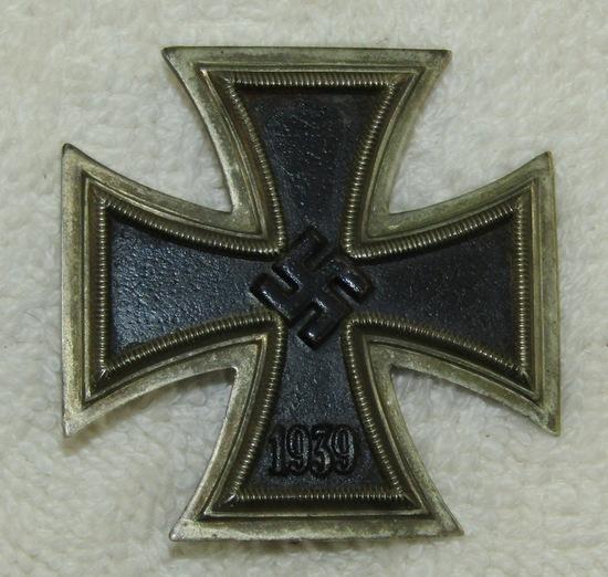 WW2 German Iron Cross 1st Class