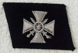 Waffen-SS 29th Grenadier Division (Russiche Nr. 1) Collar Tab