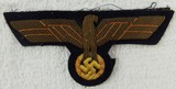 Kreigsmarine Officer's Bullion Embroidered Breast eagle